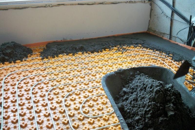 Precio suelo radiante agua gallery of para impedir que el - Precio suelo radiante electrico por metro cuadrado ...